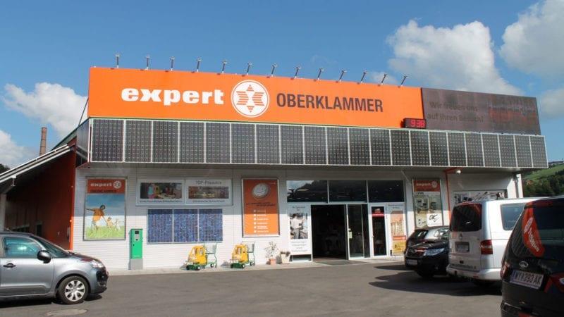 Expert Oberklammer
