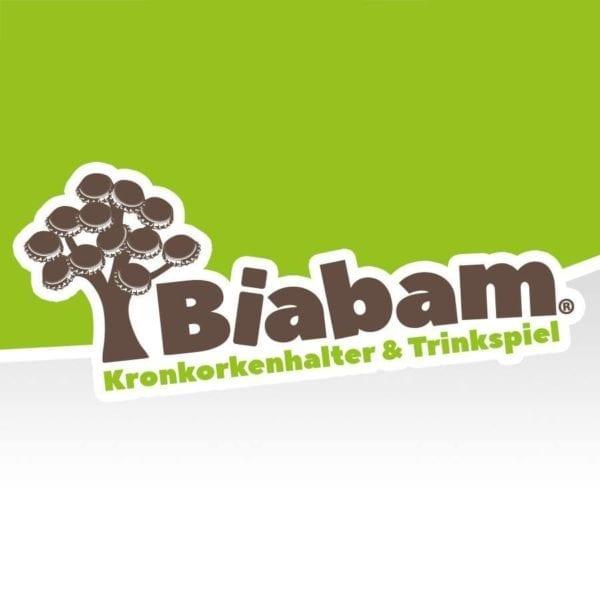 Biabam – Kronkorkenhalter – Trinkspiel