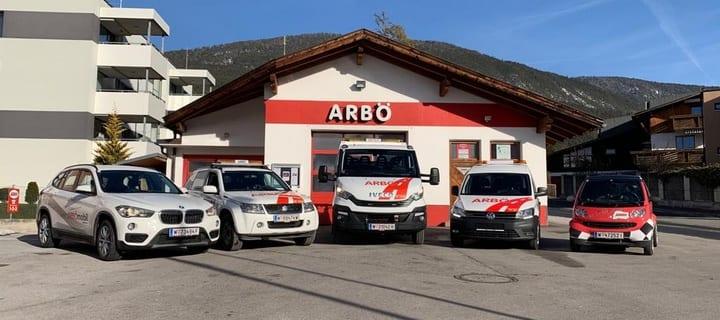 ARBÖ Prüfzentrum Telfs