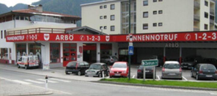 ARBÖ Prüfzentrum Kufstein