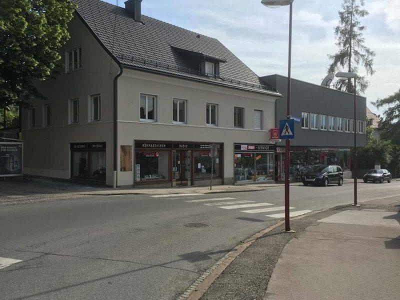 Schlossinger GmbH, Red Zac – Nähmaschinen – Hifi – TV – Service