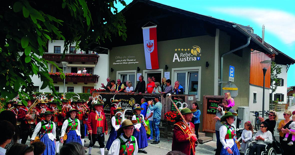 Rebe-Austria Shop in Birgitz