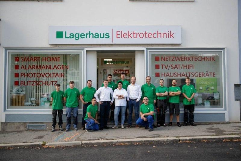Lagerhaus Ernstbrunn ELEKTROTECHNIK