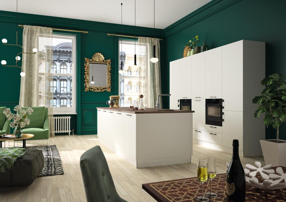 HAKA Küche - Kücheinsel - Moderne Küche